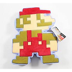 Plush 8bit Mario