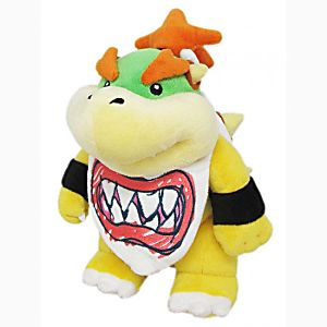 Bowser Jr. Plush Toy