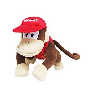 Diddy Kong Plush