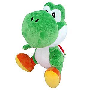 "8"" Plush Yoshi - Green"