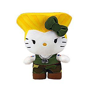 Hello Kitty Guile