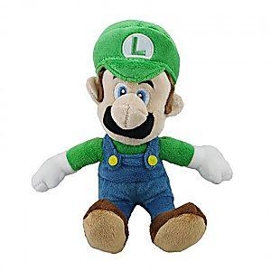 """9"""" Plush Luigi"""