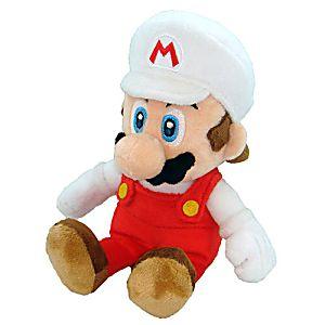 """6"""" Plush New Fire Mario"""
