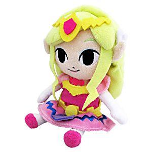 "Plush - Princess Zelda - 8"" From Wind Waker"