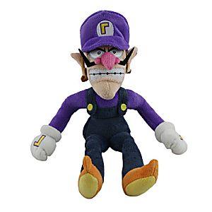 Waluigi - Nintendo Plush