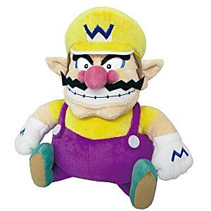Wario - Nintendo Plush