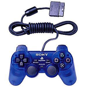 Original Sony Playstation 2 Dualshock Controller Blue