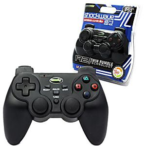 PS2 New Shockwave Wireless Controller