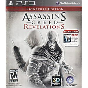 Assassin's Creed Revelations: Signature Edition