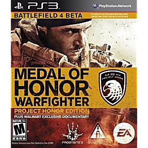 Medal of Honor Warfighter Project Honor Edition