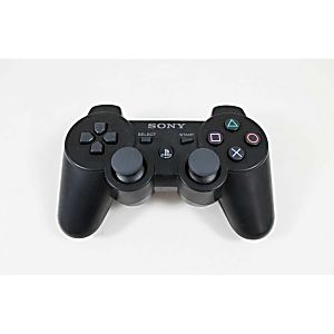 Dualshock 3 Wireless Controller - Black