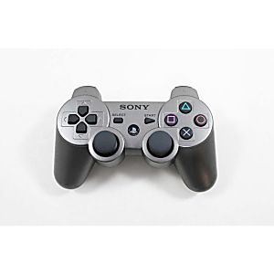 Playstation 3 PS3 Metallic Grey Controller (Used)