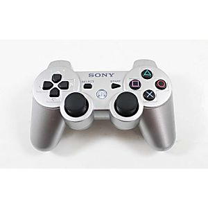 Dualshock 3 Wireless Controller - SILVER (USED)