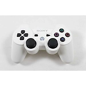 Dualshock 3 Wireless Controller - WHITE (USED)