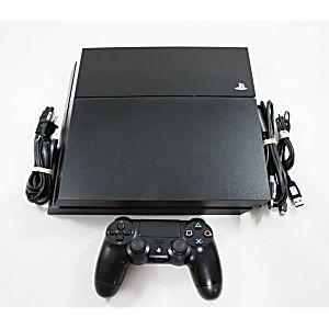 Playstation 4 PS4 500 GB System (Black)