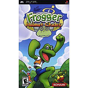 Frogger Helmet Havoc
