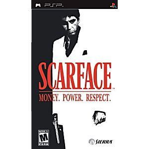 Scarface Money. Power. Respect