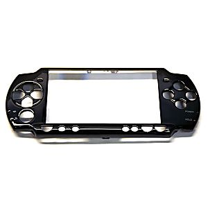 PSP 2000 Replacement Faceplate (Black)