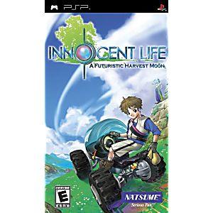 Innocent Life A Futuristic Harvest Moon