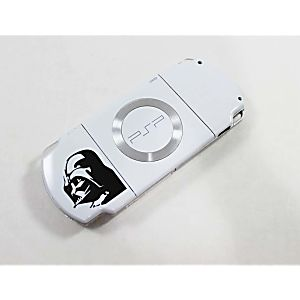 PSP-2000 Handheld System - White Star Wars Edition - Discounted