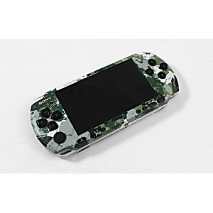 PSP-3000 Handheld System Metal Gear Solid (Camo) - Discounted