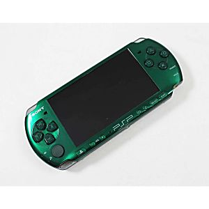 PSP-3000 Handheld System (Green) - Discounted