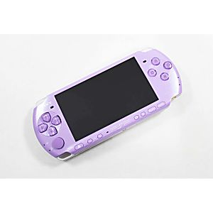 PSP 3000 Purple System (Hannah Montana Edition) - Discounted