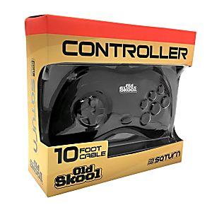 New Sega Saturn Controller