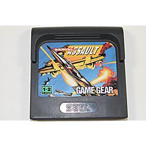 Aerial Assault Sega Game Gear