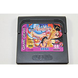 Aladdin Sega Game Gear