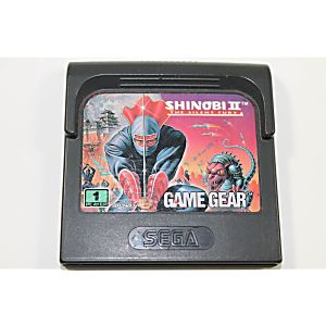 Shinobi II the Silent Fury
