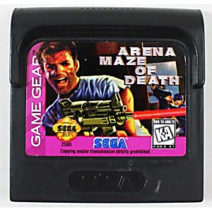 Arena Maze of Death Game Gear