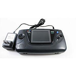 Sega Game Gear System- Black