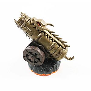 Skylanders Arena Golden Dragon Fire Cannon
