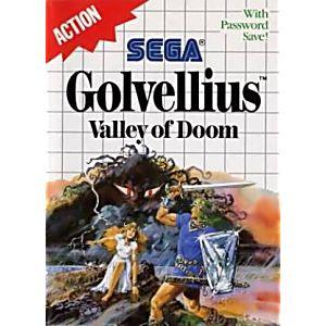 Golvellius Valley of Doom