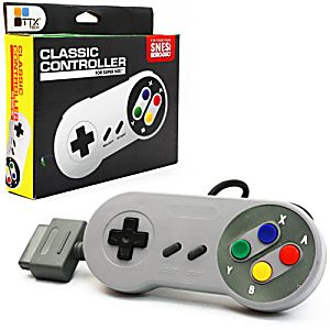 SNES Super Nintendo Famicom Controller New