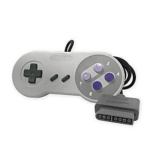 SNES Super Nintendo Controller New
