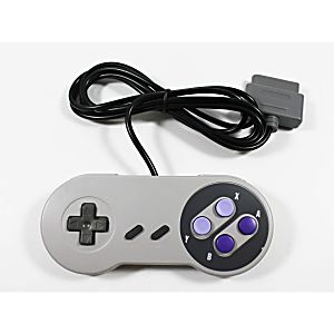 SNES Super Nintendo Controller New