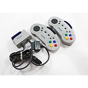 Super Nintendo SNES DOCS Wireless Controllers
