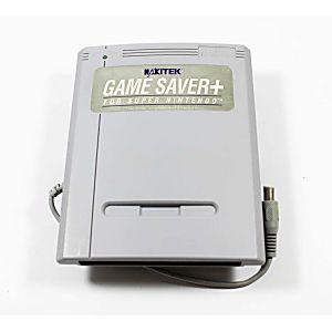 Super Nintendo SNES Nakitek Game Saver Plus