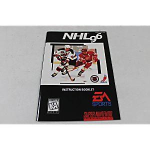 MANUAL - NHL 96