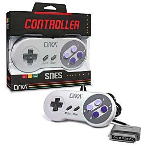 "SNES CirKa ""S91"" Premium Controller"