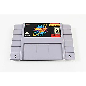 Star Fox Super Weekend Cart