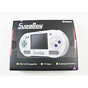 SupaBoy Handheld System - New Open Box / Tested