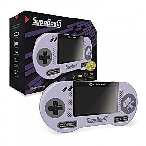 NEW SupaBoy S SNES Portable System