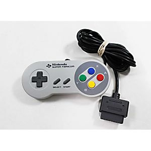SNES Super Nintendo Super Famicom Controller