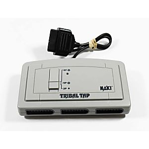 Super Nintendo SNES Tribal Tap 6 Player Adapter by Naki
