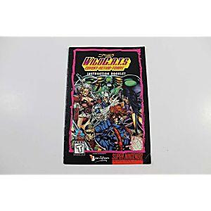 Manual - Wildcats - Snes Super Nintendo