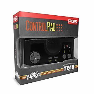 TurboGrafx-16 / PC Engine New Controller