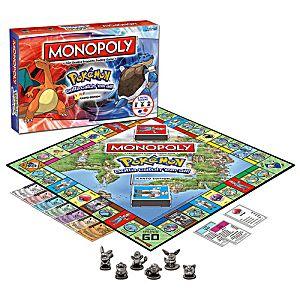 Pokemon - Kanto Edition Monopoly